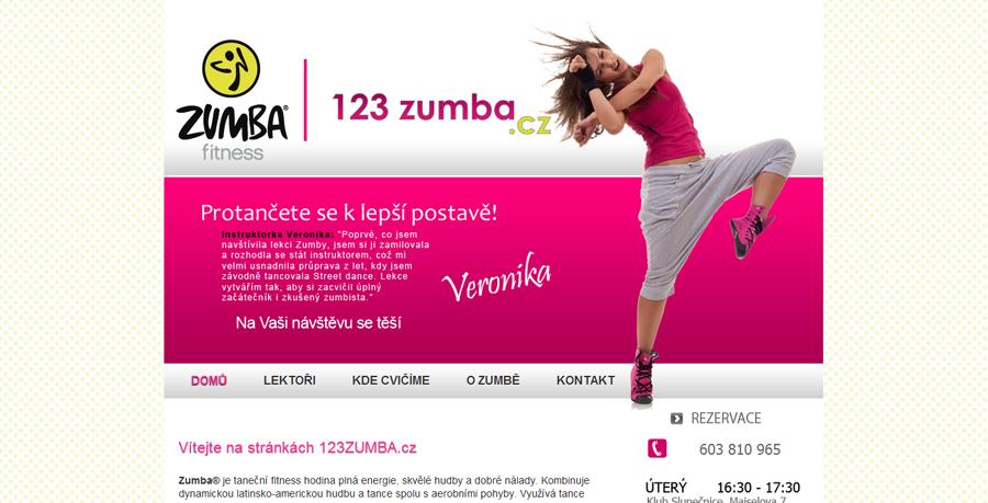 123zumba.cz